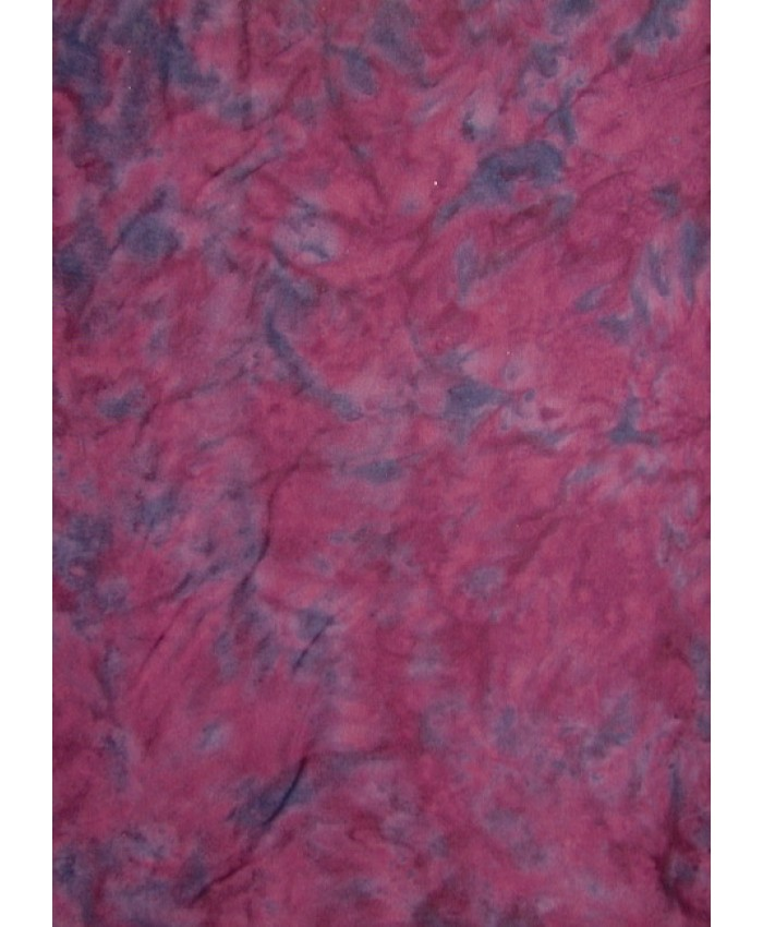 Purple Garden Hand Dye
