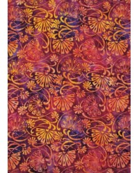 1/2 Yard Cotton Batik
