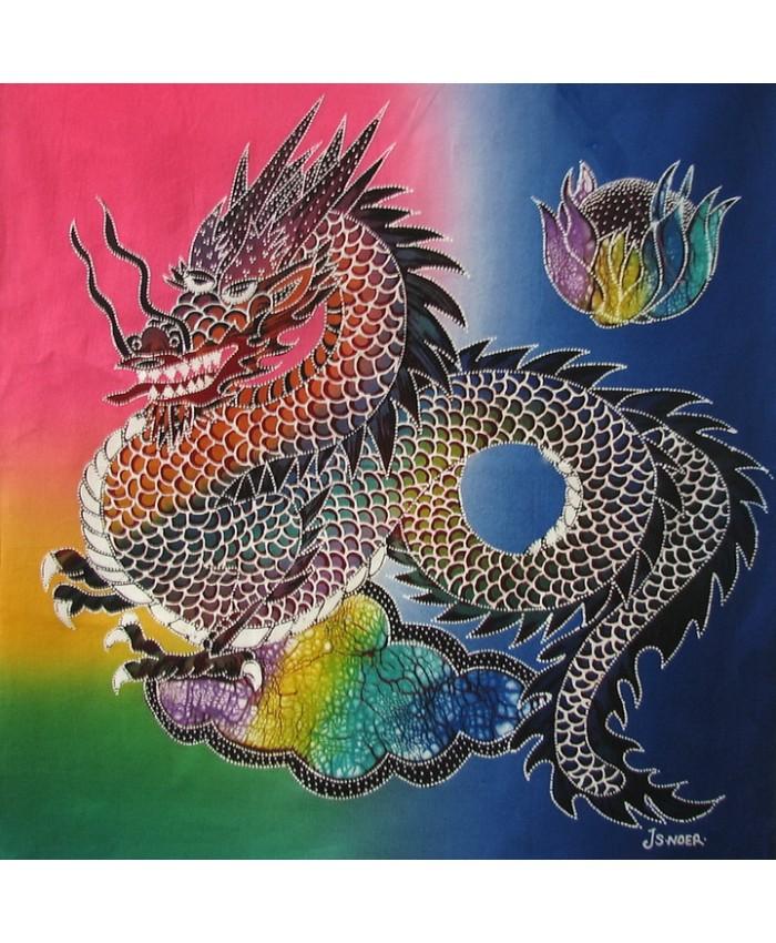 Dragon Everlasting Multi-Colored