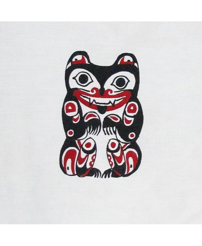N.W. Indian- Bear