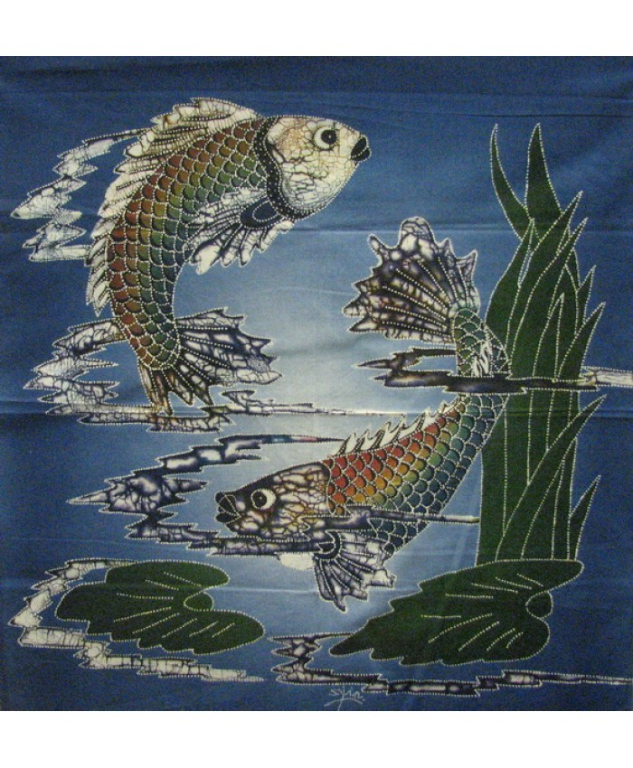 Koi Fish Too