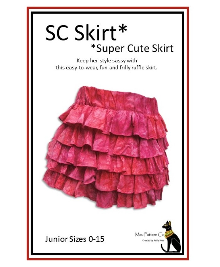 A Super Cute Skirt - Jr