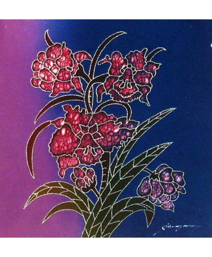Orchids- 12 Inch