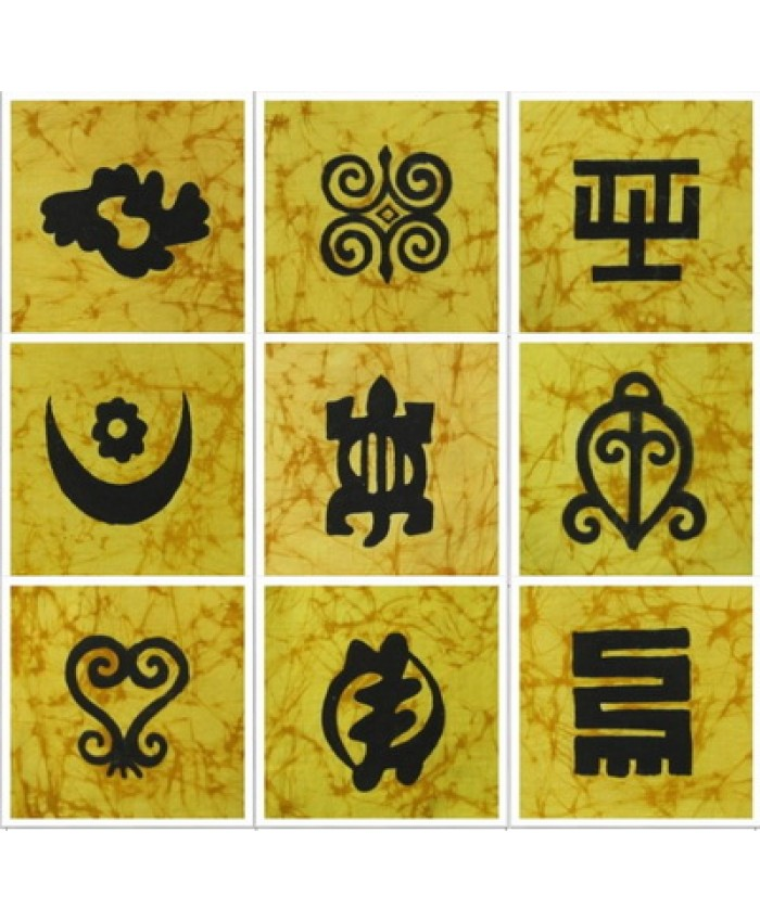 Adinkra Packet