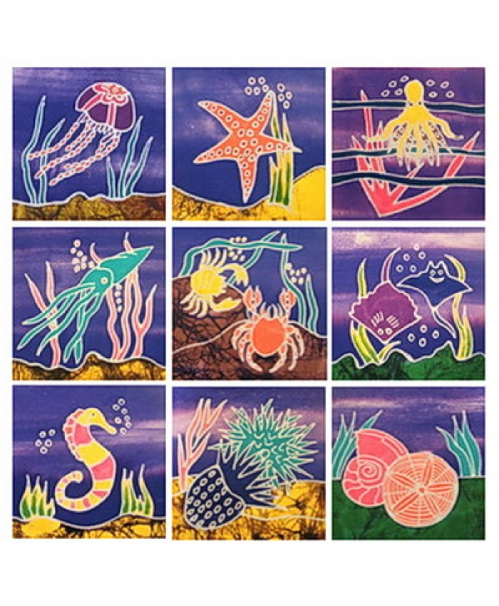 Tropical Sea Life Packet