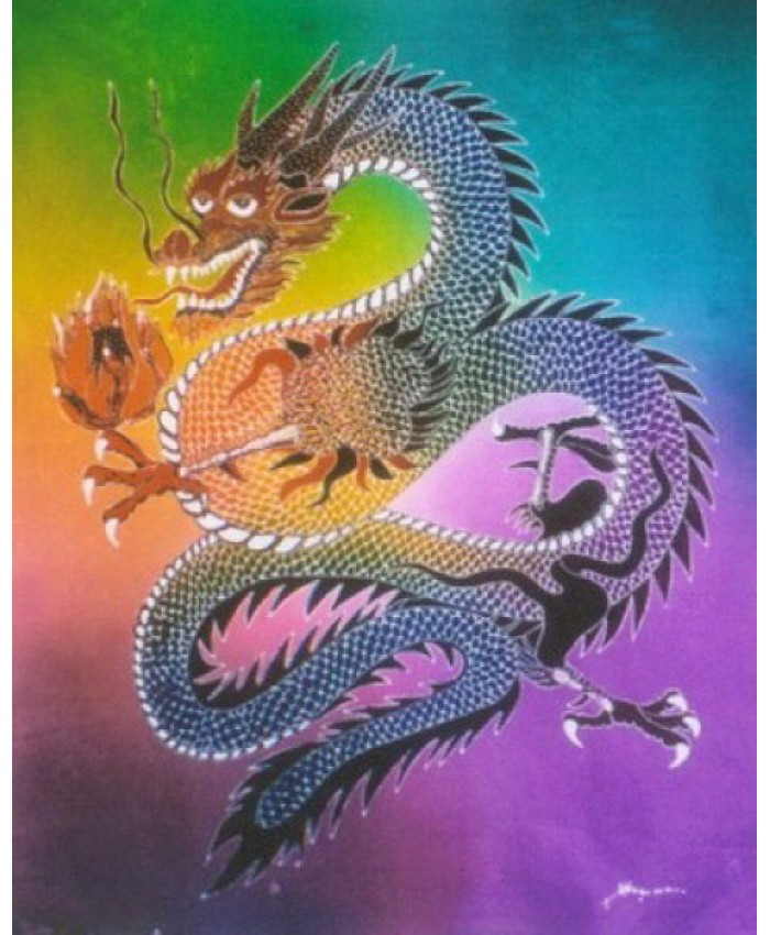Lotus Dragon