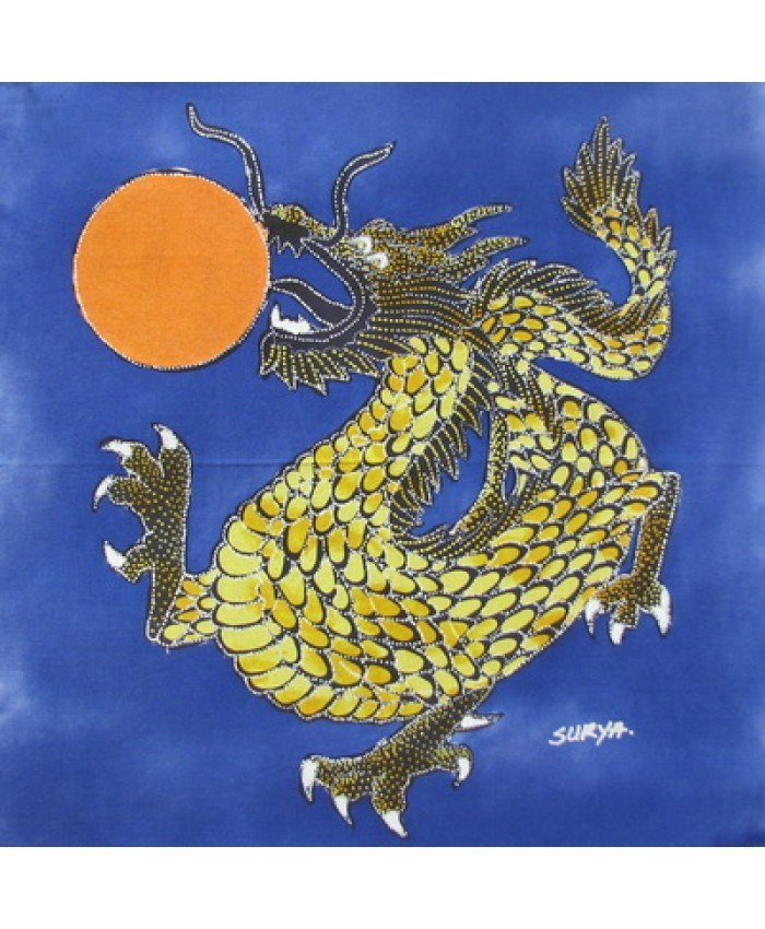 Dragon Blue Sky