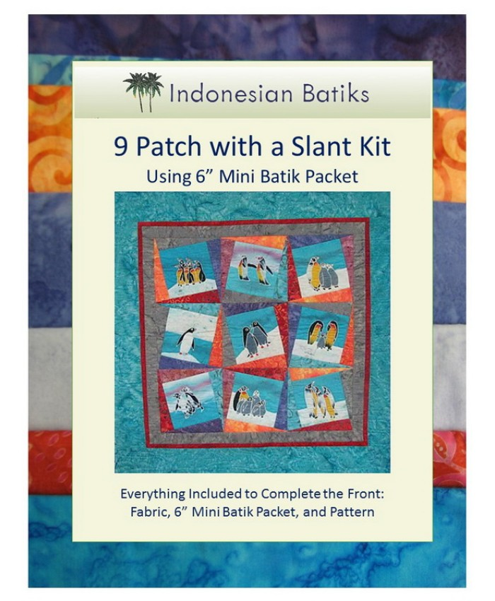 9 Patch with a Slant KIT with 6