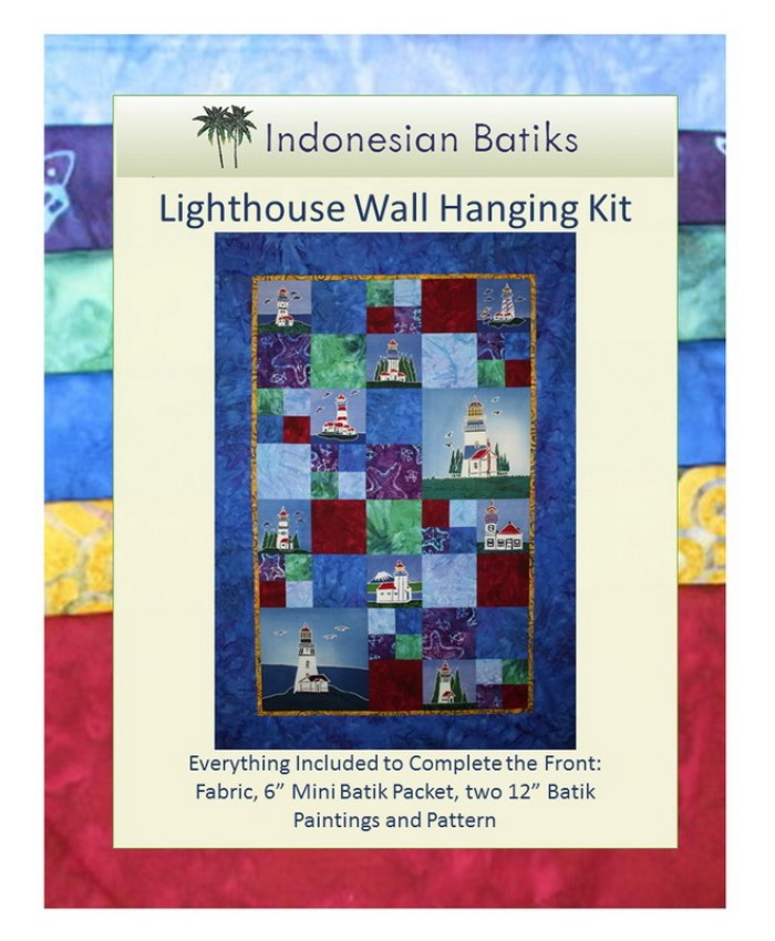 Lighthouse Wall Hanging KIT