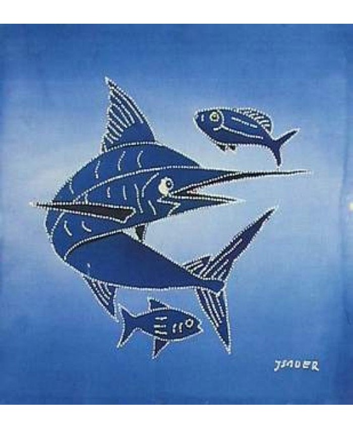 Sailfish with Fish