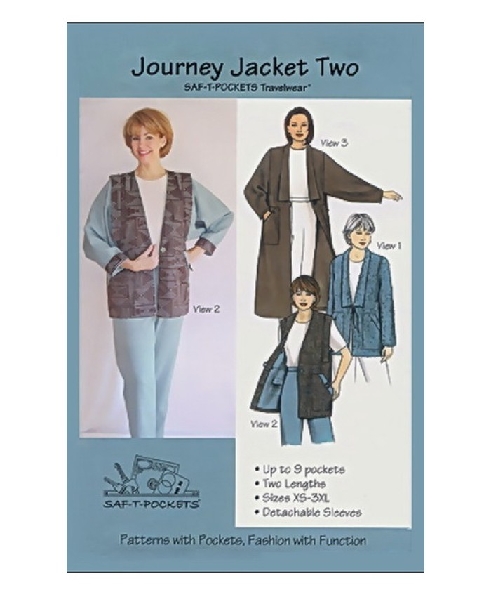 Journey Jacket Two