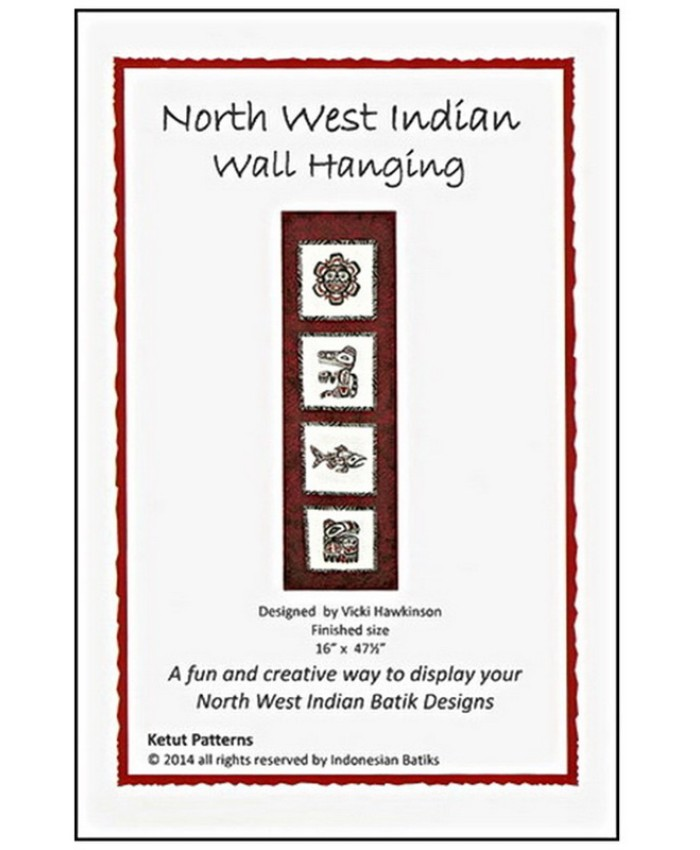 NW Indian Wall Hanging