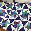 Batik Pinwheel