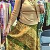 Puyallup Show- Wearing a Batik