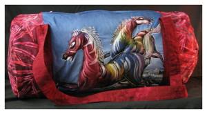horse duffle 2