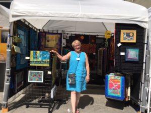 Rachel Derstine fiber artist