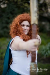 jenny- sailor scout crossover Merida